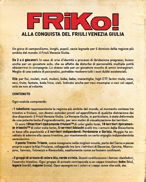 manuale FRiKo!